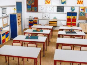 Мебель для школ, интернатов, детских лагерей