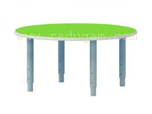 Стол круглый, регулируемый 1-3 гр