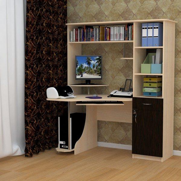 Стол компьютерный угловой СК-31, 1720х1430х900