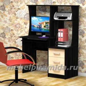 Стол компьютерный СК-32, 1360х1080х600