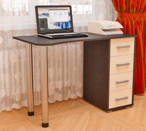 Стол компьютерный СК-27, 760х1100х600