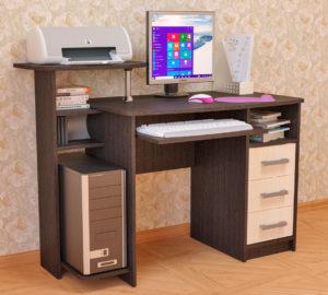Стол компьютерный СК-4, 920х1230х600