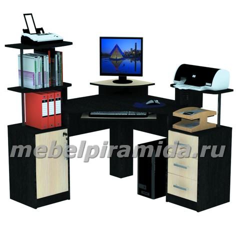 Стол компьютерный угловой СК-26, 1260х1260х1260