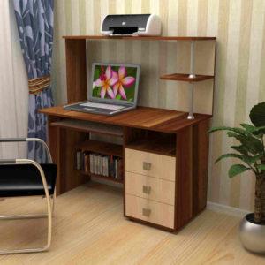 Стол компьютерный СК-6, 1300х1200х600