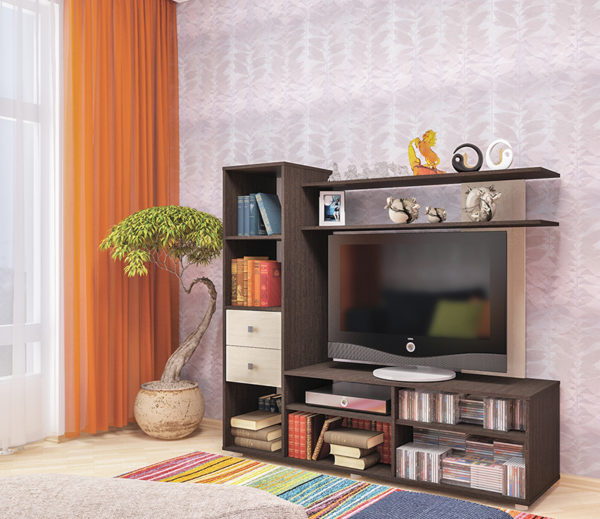 Тумба ТВ – 1, 1460х1560х450