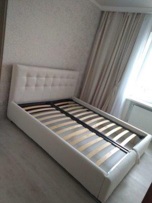 Кровать с подъемным механизмом Барселона