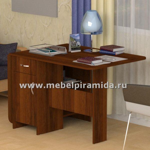 Стол-тумба СТ-2, 750х1800 (400)х800, ящик + дверца + полки