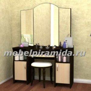 Галант-4, 1560х1100х400, с подвижными зеркалами