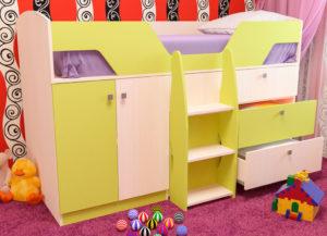 Кровать детская ЛИМБО