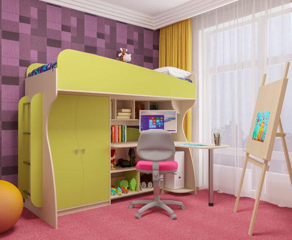 Детский комплекс МАУГЛИ