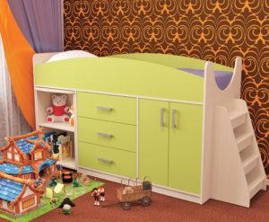 Кровать детская РОКСИ
