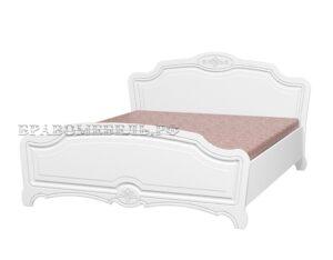 Кровать Лотос белый