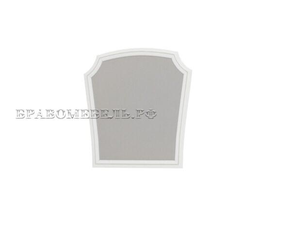 Зеркало Лакированное белый жемчуг