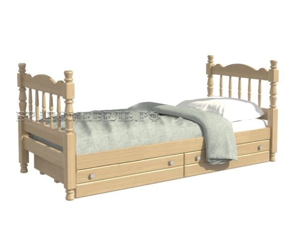 """Кровать """"Аленка"""""""