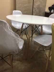 Стол SQT-11 Белый